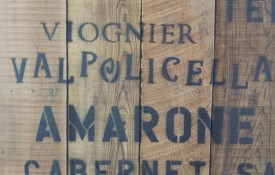 The Refined Pallet - Reclaimed Wood Furniture and Sliding Barn Doors - Toronto - Repurposed Hardwood Wine Lover's Wall Hanging