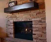 The Refined Pallet - Reclaimed Wood Furniture and Sliding Barn Doors - Toronto - Reclaimed Barn Beams & Barn Wood - Custom Barn Beam Fireplace Mantels