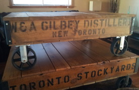 W & A Gilbey Distillery BIG DADDY!!