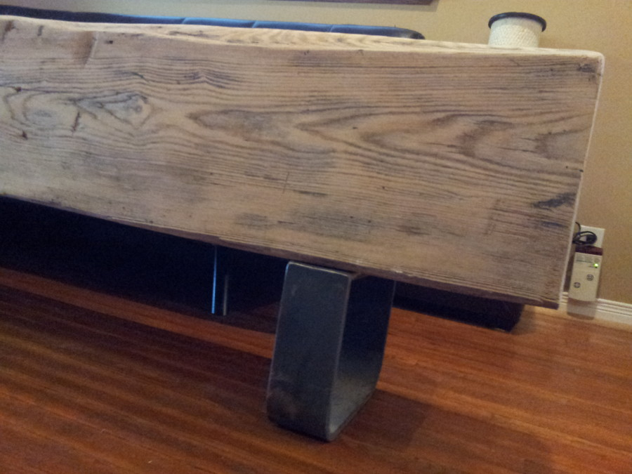 The Refined Pallet - Reclaimed Wood Furniture and Sliding Barn Doors -  Toronto - Big Barn