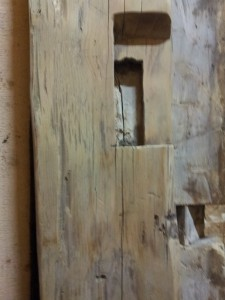 Barn Beam Plank - Outside Cut